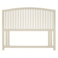 Bentley Designs Ashby 135cm Double Headboard In Cotton White