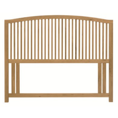 Bentley Designs Ashby 135cm Double Headboard In Oak