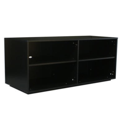 Monaco TV Unit in Black