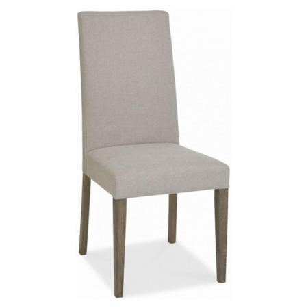 City weathered oak and grey pair of chairs in pebble grey for Furniture 123 code