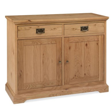 Bentley Designs Provence Oak Narrow Sideboard