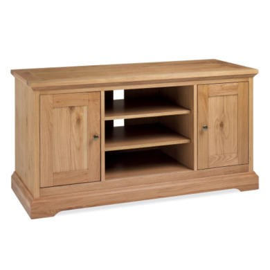 Bentley Designs Provence Oak Entertainement Unit