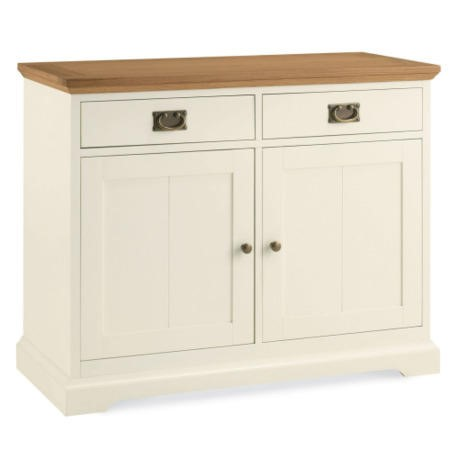 Bentley Designs Provence Two Tone Narrow Sideboard