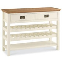 Bentley Designs Provence Two Tone Console Table