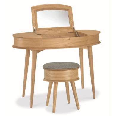 Bentley Designs Orbit Dressing Table in Oak