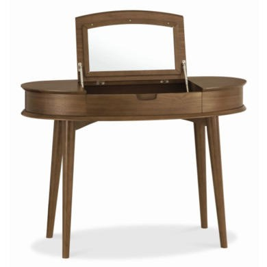 Bentley Designs Orbit Dressing Table in Walnut