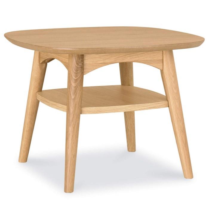 Bentley designs oslo oak lamp table with shelf furniture123 bentley designs oslo oak lamp table with shelf aloadofball Image collections