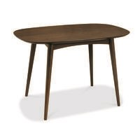 Oslo Walnut 4 Seater Dining Table