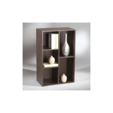 Cube Display Cabinet In Wenge