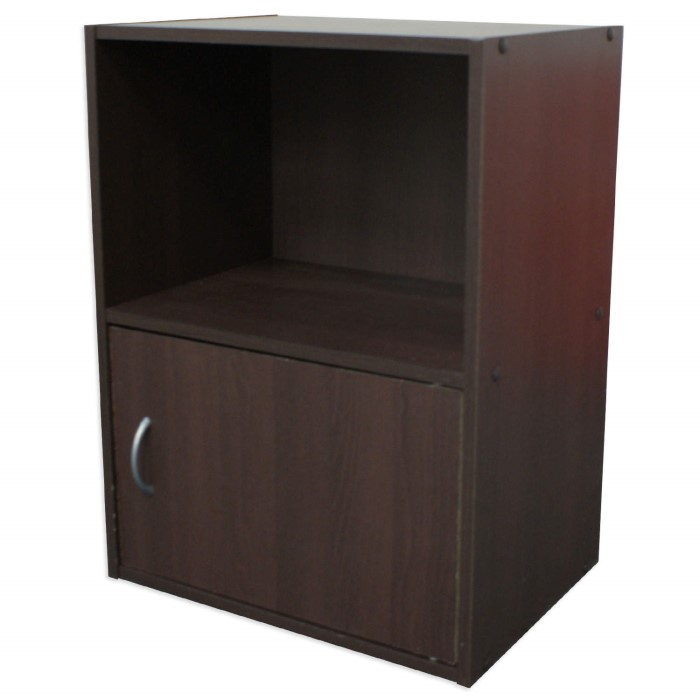Cube bedside table in wenge furniture123 cube bedside table in wenge watchthetrailerfo