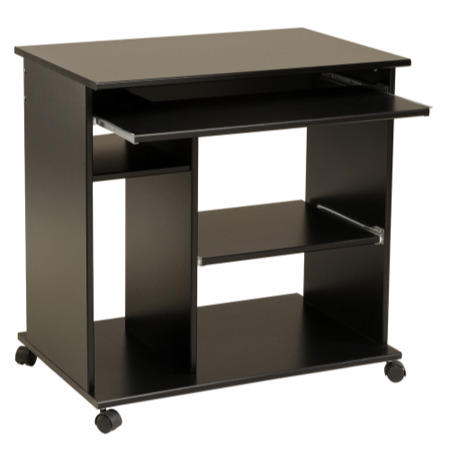 parisot peps desk in shiny black melamine furniture123. Black Bedroom Furniture Sets. Home Design Ideas