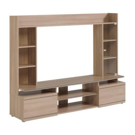 Parisot duke tv unit furniture123 for Meuble tv pas large