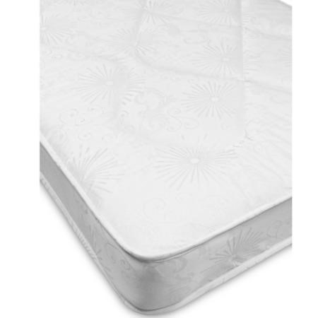 Venice Premier Quilted Coil Sprung Single Mattress - Medium Firmness