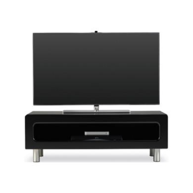 Alphason ABR1100CBBLK Ambri TV Cabinet  Up to 50 inch