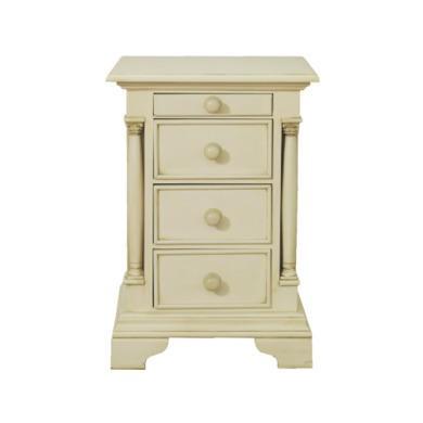 Wilkinson Furniture Ailesbury Solid Pine 3 Drawer Nighttable