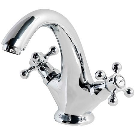 Taylor & Moore Traditional Mono Basin Mixer Tap