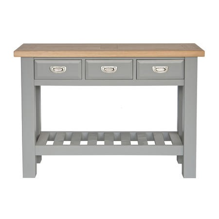 Willis and Gambier Genoa Dining Console Table