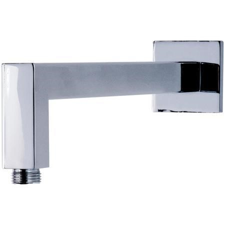 Wall Mounted Square 90 Degree Bend Shower Arm