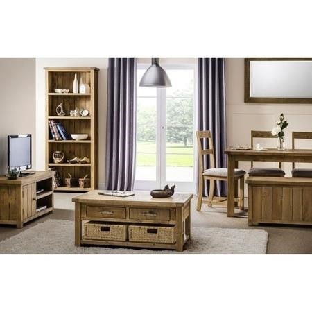 Julian Bowen Aspen 3 Drawer 3 Door Sideboard