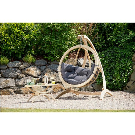 Globo Outdoor wooden Swing Chair Stand