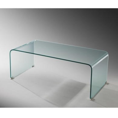 LPD Azurro Glass Coffee Table