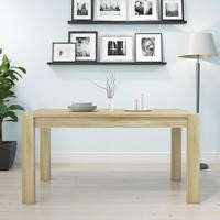Bailey Oak Effect Dining Table