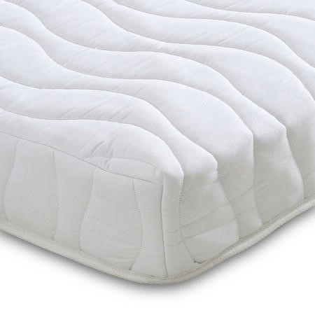 Pearl 3ft Single Rolled Sprung Mattress