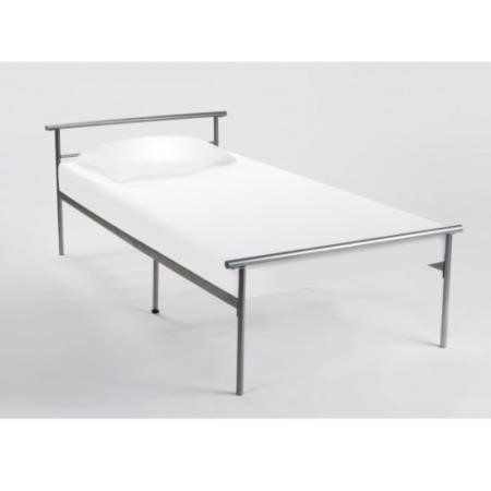 LPD Limited Double Bed In A Box In Silver