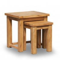LPD Boden Rustic Nest of Tables