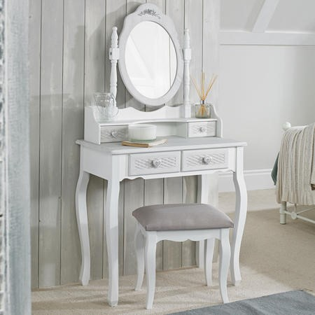 LPD Brittany Dressing Table