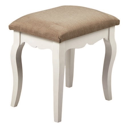 LPD Brittany Stool with Fabric