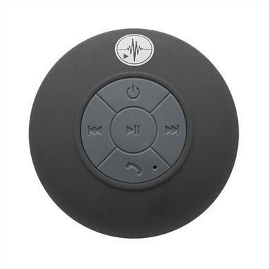 Bluetooth Splashproof Speaker  Black