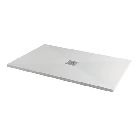 Silhouette 800 x 1000 Ultra Low Profile Tray with Waste