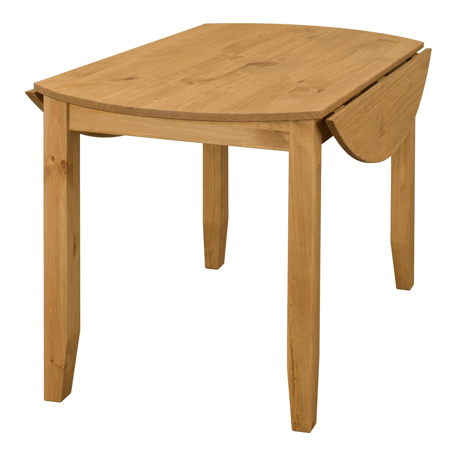 Fine Corona Mexican Solid Pine Round Drop Leaf Dining Table Set With 4 Chairs Ocoug Best Dining Table And Chair Ideas Images Ocougorg