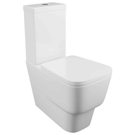 Step Toilet & Basin Bathroom Suite