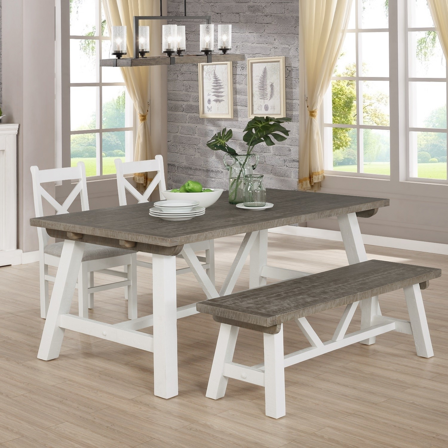 White Dining Room Table Bench Off 62, White Dining Room Table Bench