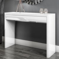 White console tables furniture123 for 60 wide console table