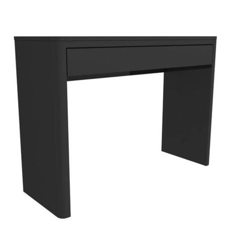 Lexi High Gloss Anthracite Office Desk