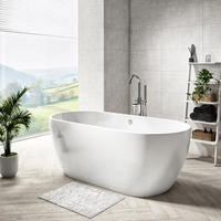Lisbon Double Ended Freestanding Bath