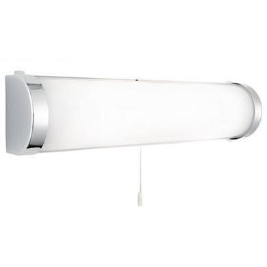 Table Lamps Chrome Bathroom Wall Light with Pull Cord