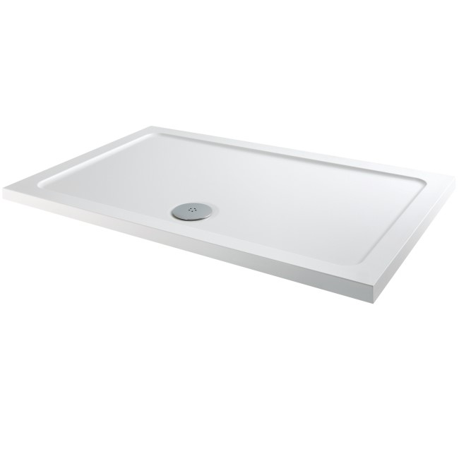 Slim Line 800 x 760 Rectangular Shower Tray