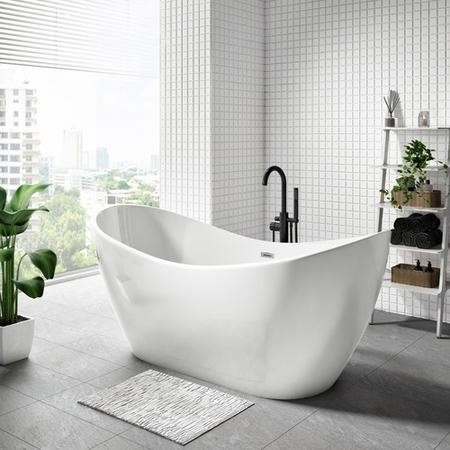 Arles Double Ended Freestanding Bath - 1700 x 800mm