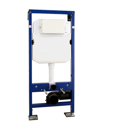 1180mm Wall Mounted WC Frame with Dual Flush Cistern