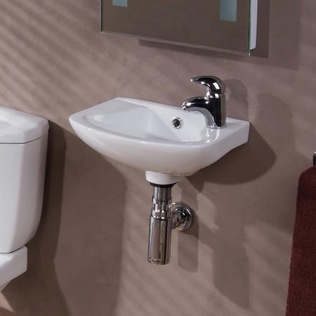 Cosmo 360mm Wall Hung Cloakroom Basin