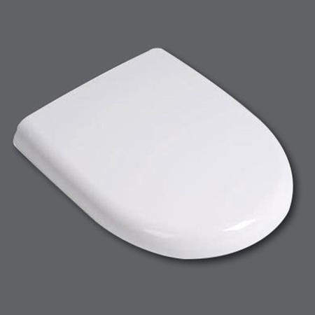 Veneto Soft Close White Toilet Seat