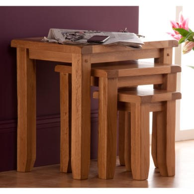 World Furniture Cabos Nest Of Tables