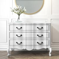 Camilla Curved Chest of Drawers