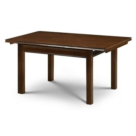 Julian Bowen Canterbury Extendable Dining Table