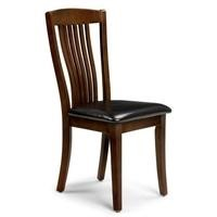 Julian Bowen Canterbury Dining Chair in Mahogany