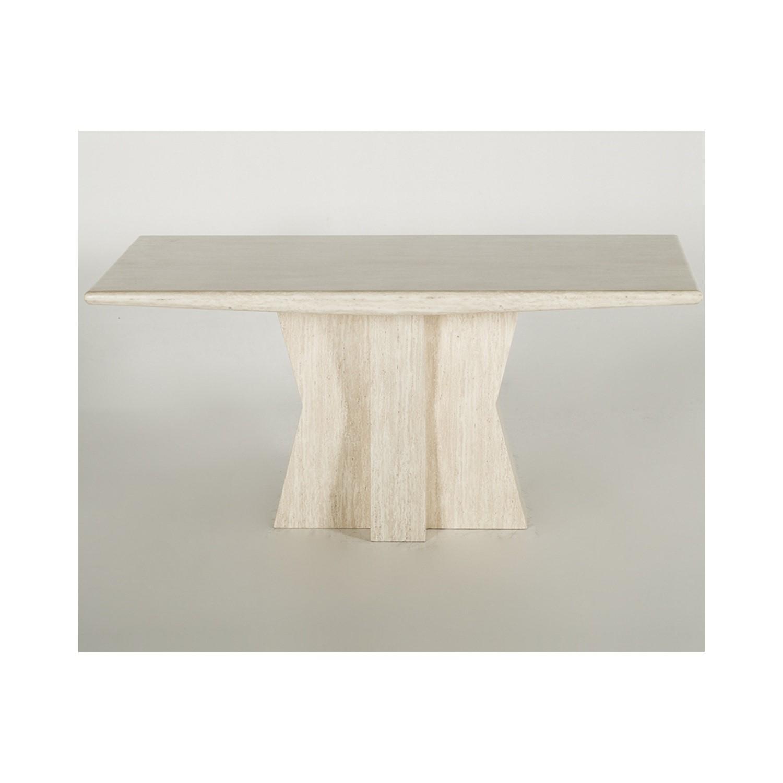 Wilkinson Furniture Caprice Rectangular Dining Table In Marble Furniture123